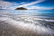 Milia Beach, Dasia Island