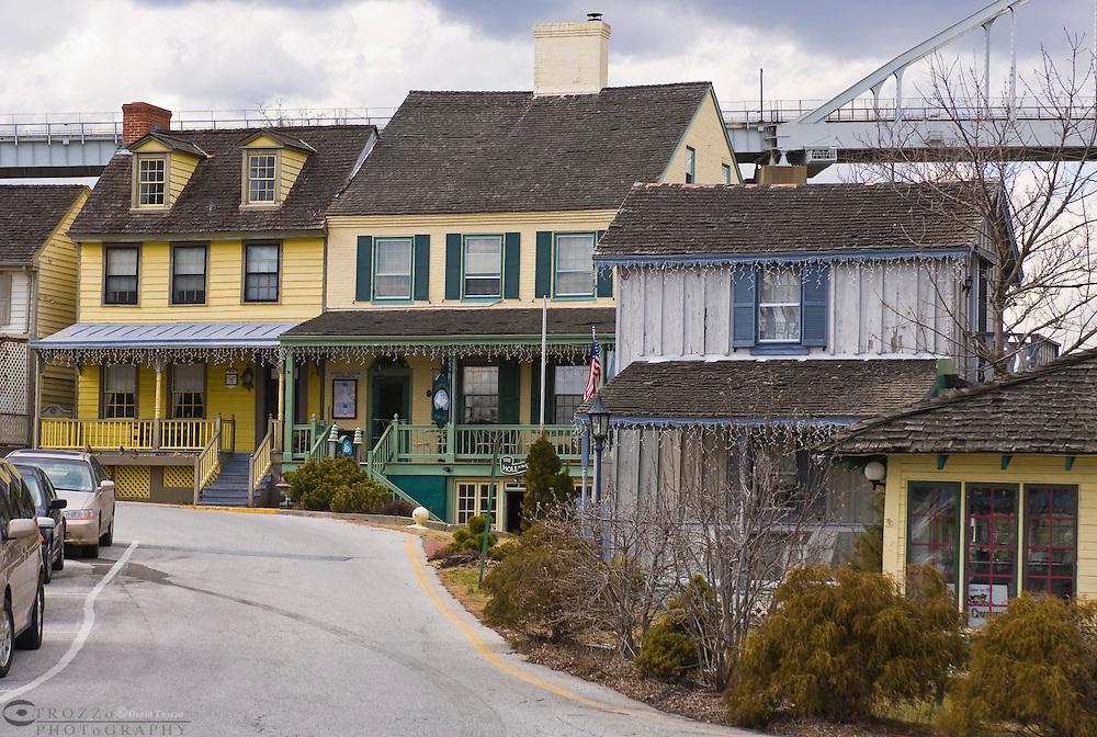 Chesapeake City, Maryland.