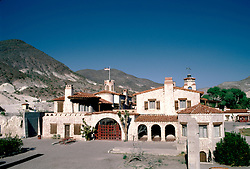 California: Death Valley, Scotty's Castle. Photo cadeat103..Photo copyright Lee Foster, 510/549-2202,  lee@fostertravel.com, www.fostertravel.com