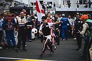 Kamui kobayashi <br /> TOYOTA GAZOO  Racing. <br /> Le Mans 24 Hours Race, 11th to 17th June 2018<br /> Circuit de la Sarthe, Le Mans, France.