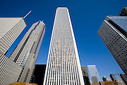 The AON Center, Chicago, IL. USA.