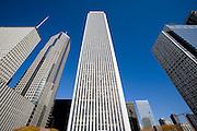 The AON Center, Chicago, IL. USA.