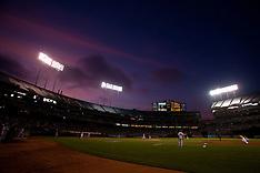 20110618 - San Francisco Giants at Oakland Athletics (MLB Baseball)