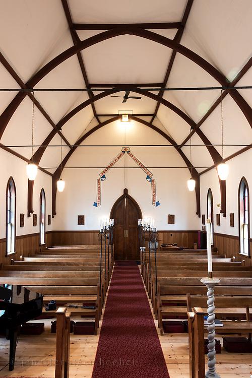 St John the Baptist Episcopal Church, Thomaston, Maine