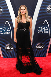 52nd Annual Country Music Association Awards hosted by Carrie Underwood and Brad Paisley and held at the Bridgestone Arena on November 14, 2018, in Nashville, TN. © Curtis Hilbun / AFF-USA.com. 14 Nov 2018 Pictured: Lucie S. Photo credit: Curtis Hilbun / AFF-USA.com / MEGA TheMegaAgency.com +1 888 505 6342