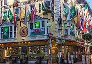 Temple Bar District in downtown Dublin, Ireland