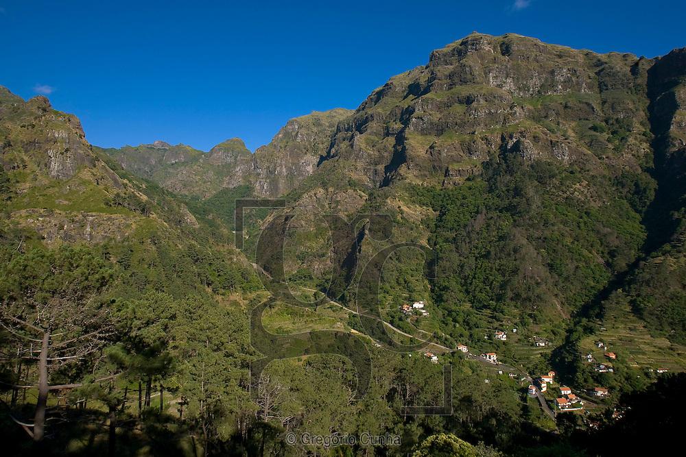Encumeada,Serra de Agua, Ribeira Brava, Ilha da Madeira, Madeira Island, North shore, Madeira panorama, scenery, view, landscape<br /> Photo Gregorio Cunha