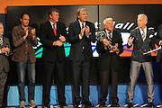 DESCRIZIONE : Milano Italia Basket Hall of Fame<br /> GIOCATORE : Brunamonti Meneghin Gamba Bonamico<br /> SQUADRA : FIP Federazione Italiana Pallacanestro <br /> EVENTO : Italia Basket Hall of Fame<br /> GARA : <br /> DATA : 07/05/2012<br /> CATEGORIA : Premiazione<br /> SPORT : Pallacanestro <br /> AUTORE : Agenzia Ciamillo-Castoria/GiulioCiamillo