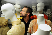 Chicago History Museum Curator of Costumes Timothy Long oversees a collection of around 50,000 items dating as far back as the late 1700's, much of it stored in the Museum's off-limits basement archive.