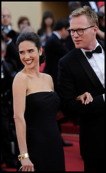 Jennifer Connelly  attends the premiere of 'Madagascar 3: Europe's Most Wanted' during the 65th Cannes Film Festival, Friday May 18, 2012. Photo by Andrew Parsons/i-Images.Paul Bettany and Jennifer Connelly  attends the premiere of 'Madagascar 3: Europe's Most Wanted' during the 65th Cannes Film Festival, Friday May 18, 2012. Photo by Andrew Parsons/i-Images.