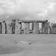 Stonehenge & Avebury - UK (B/W)