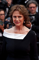 Actress Jacqueline Bisset at L'amant Double gala screening at the 70th Cannes Film Festival Friday 26th May 2017, Cannes, France. Photo credit: Doreen Kennedy