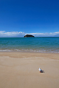 Tonga Quarry Beach, Kaiteriteri Coast, Abel Tasman National Park, South Island, New Zealand