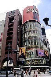 Ginza Coca Cola & Movie Posters