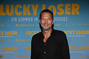 Kai Wiesinger bei der Premiere von Lucky Loser in der Kulturbrauerei in Berlin / 100817
