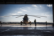 Photography by Roy Riley 0781 6547063<br /> <br /> 22 Squadron RAF Search and Rescue.  <br /> Chivenor, Devon
