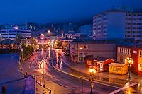 Marine Way, Downtown Juneau