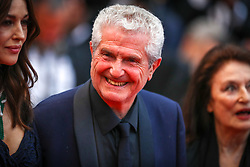 """Claude Lelouch attend the screening of """"Les Plus Belles Annees D'Une Vie"""" during the 72nd annual Cannes Film Festival on May 18, 2019 in Cannes, France. Photo by Shootpix/ABACAPRESS.COM"""