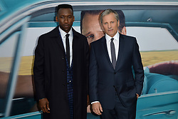 November 13, 2018 - New York, NY, USA - November 13, 2018 New York City..Mahershala Ali, Viggo Mortensen attending the premiere of 'Green Book' on November 13, 2018 in New York City. (Credit Image: © Kristin Callahan/Ace Pictures via ZUMA Press)