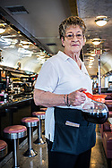 Diane . diner waitress . Allentown, PA