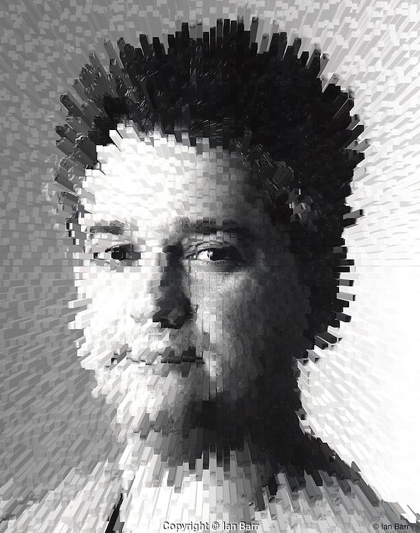 Stylized Portrait.