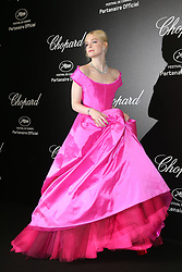 May 18, 2019 - Cannes, France - Elle Fanning. ''Love'' party Chopard in Cannes 2019.. Pictures: Laurent Guerin / EliotPress Set ID: 600942....239424 2019-05-17  Cannes France. (Credit Image: © Laurent Guerin/Starface via ZUMA Press)