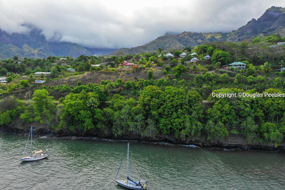 Atuona, Hiva Oa, Marquesas, French Polynesia, South Pacific