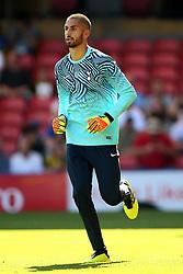Alfie Whiteman, Tottenham Hotspur goalkeeper
