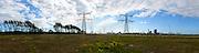 Nederland, Zuid-Holland, Rotterdam, 19-07-2015; Haven Rotterdam, Dintelweg. Gigapanorama, als vorige - grotere versie.<br /> copyright foto/photo Siebe Swart