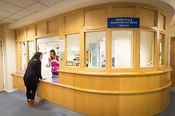 Barnet Drug & Alcohol Service at Edgware Community Hospital, Barnet, Enfield & Haringey Mental Health Trust, London UK. MR