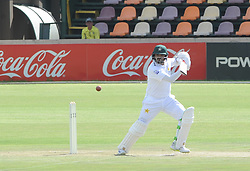Johannesburg 20-12-18. South Africa Invitation XI vs Pakistan three-day match at Sahara Willowmoore Park, Benoni. Day 2.  PakistanAzhar Ali batting during the afternoon session. Picture: Karen Sandison/African News Agency(ANA)