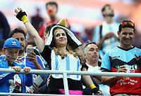 argentina supporters<br /> <br /> Nizhny Novgorod 21-06-2018 Football FIFA World Cup Russia  2018 <br /> Argentina - Croatia / Argentina - Croazia <br /> Foto Matteo Ciambelli/Insidefoto
