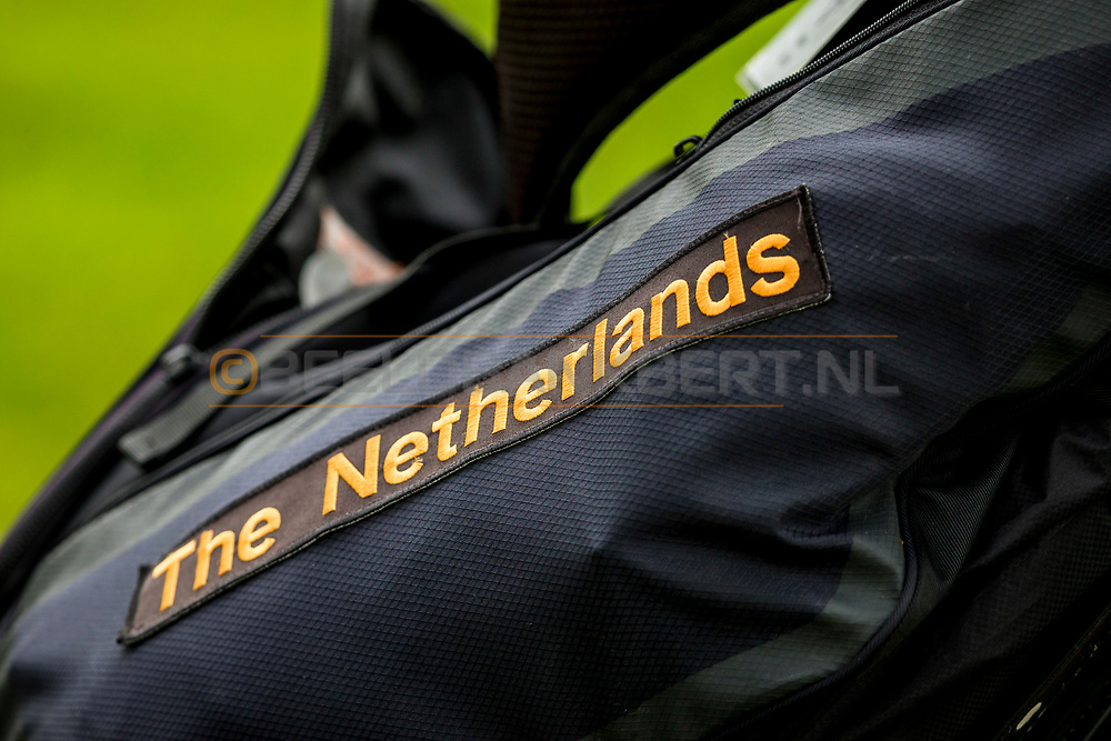 20-07-2019 Pictures of the final day of the Zwitserleven Dutch Junior Open at the Toxandria Golf Club in The Netherlands.<br /> Bag, The Netherlands