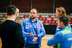Assistant coach Uros Zorman during meeting after COVID-19 of Slovenian handball national team at dvorana Kodeljevo on May 26th 2020, Ljubljana, Slovenia. Photo by Sinisa Kanizaj / Sportida