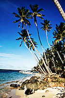 The final resting place of the Pricilla. Shipwrecked along the deserted northern coast of Little Corn Island, Nicaragua.