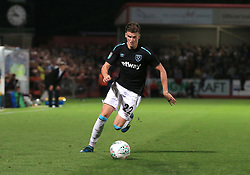 Sam Byram of West Ham United - Mandatory by-line: Paul Roberts/JMP - 23/08/2017 - FOOTBALL - LCI Rail Stadium - Cheltenham, England - Cheltenham Town v West Ham United - Carabao Cup