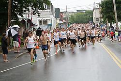 LL Bean 10K road race