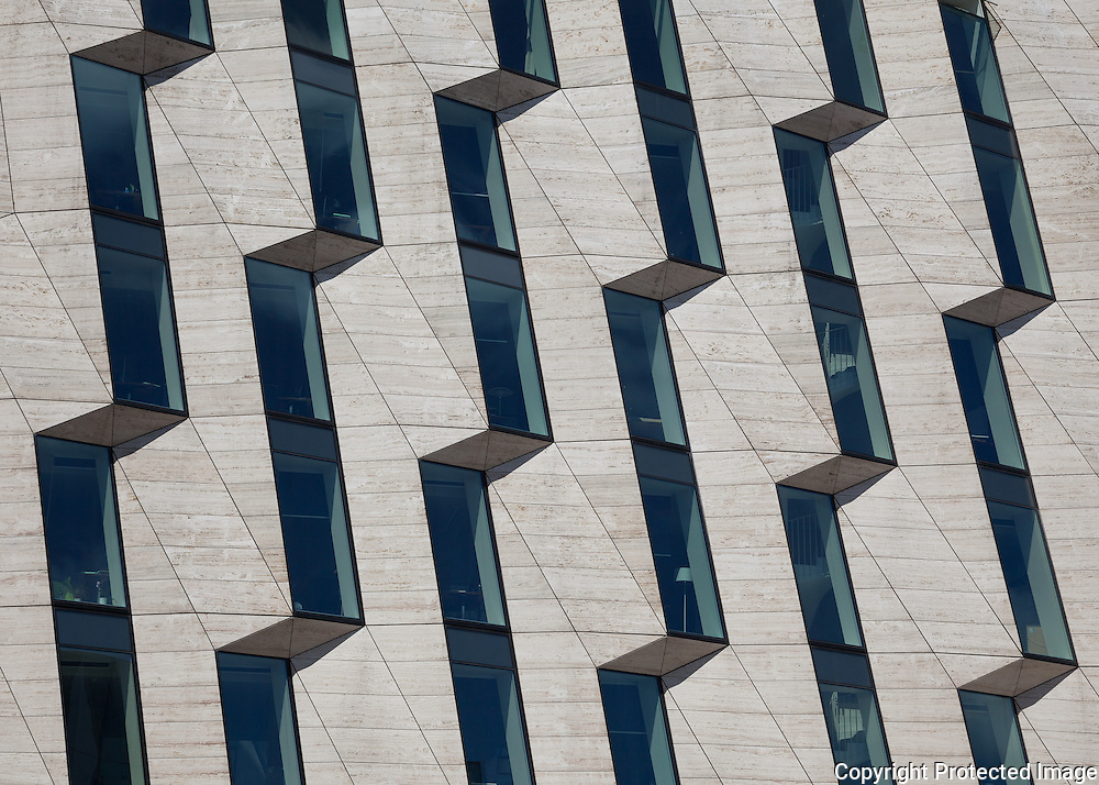 Horten Headquarters by 3XN, Copenhagen, Denmark.<br /> Architect: 3XN. Built: 2009