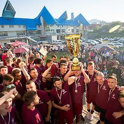20170526: SLO, Football - NK Triglav Kranj, Champions of 2. SNL