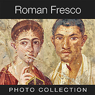 Roman Fresco Wall Art Paintings - Pictures Images Photos