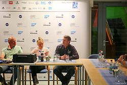 , Kiel - Kieler Woche 20. - 28.06.2015, Pressekonferenz 25.06.2015