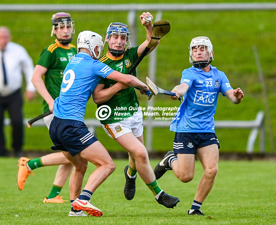 Paddy Barnwall,  in action for Meath,  during the Meath v Dublin,  Leinster MHC quarter-final match at Pairc Tailteann, Navan.<br /> <br /> Photo: GERRY SHANAHAN-WWW.QUIRKE.IE<br /> <br /> 14-07-2021