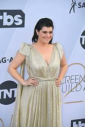 January 27, 2019 - Los Angeles, California, U.S - KIMMY GATEWOOD during silver carpet arrivals for the 25th Annual Screen Actors Guild Awards, held at The Shrine Expo Hall. (Credit Image: © Kevin Sullivan via ZUMA Wire)