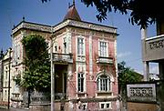 Historic house of nineteenth century rubber merchant, city of Manaus, Brazil 1962