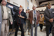 12/8/13 12:29:52 PM -- Albuquerque NM  --Presentation of supplies for Operation Comfort Warriors gifts to the Raymond G. Murphy VA Medical Center in Albuquerque, N.M..<br /> <br />  --    Photo by Steven St John