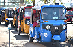 South Africa - Pretoria - 15 October 2020 - Mixed reactions have been given over the tuk tuk mode of transport in Eersterust as they increase in numbers.<br /> <br /> Picture: Thobile Mathonsi/African News Agency (ANA)