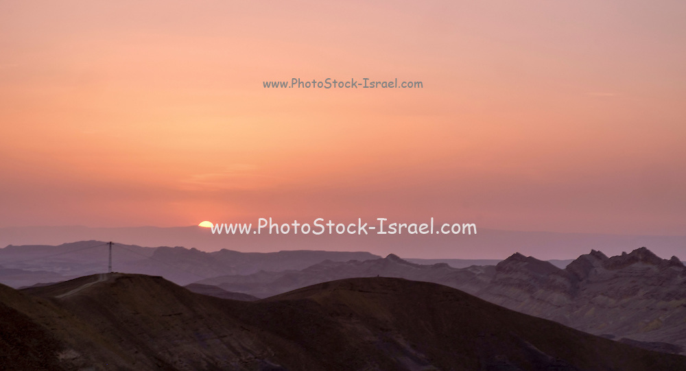 Israel, Negev, The Ramon Crater, The Ramon Crater is the world's largest karst erosion cirque. It is located at the peak of Mount Negev. The Ramon Crater is 40 kilometers long and 2 to 10 kilometers wide, shaped like an elongated heart.