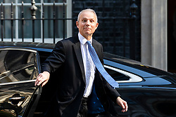 © Licensed to London News Pictures. 15/05/2018. London, UK. Minister for the Cabinet Office David Lidington arrives on Downing Street for the Cabinet meeting. Photo credit: Rob Pinney/LNP