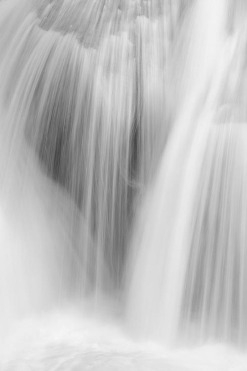 Cascade Falls, Yosemite National Park, California 2013