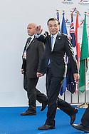 ASEM10, Vertice Euroasiatico, Kequiang li, premier of the people's Republic of China.